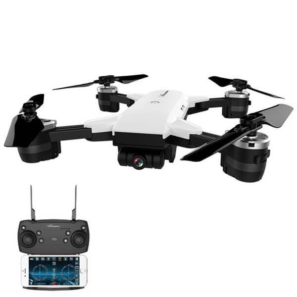 JDRC JD-20 WIFI FPV RC Quadcopter Review