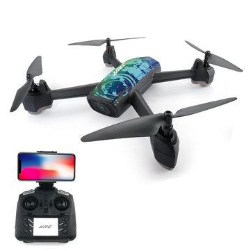 JJRC H55 TRACKER WIFI FPV RC Quadcopter RTF Review