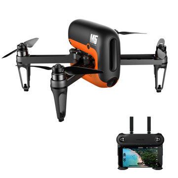 Wingsland M5 Brushless GPS WIFI FPV RC Quadcopter RTF