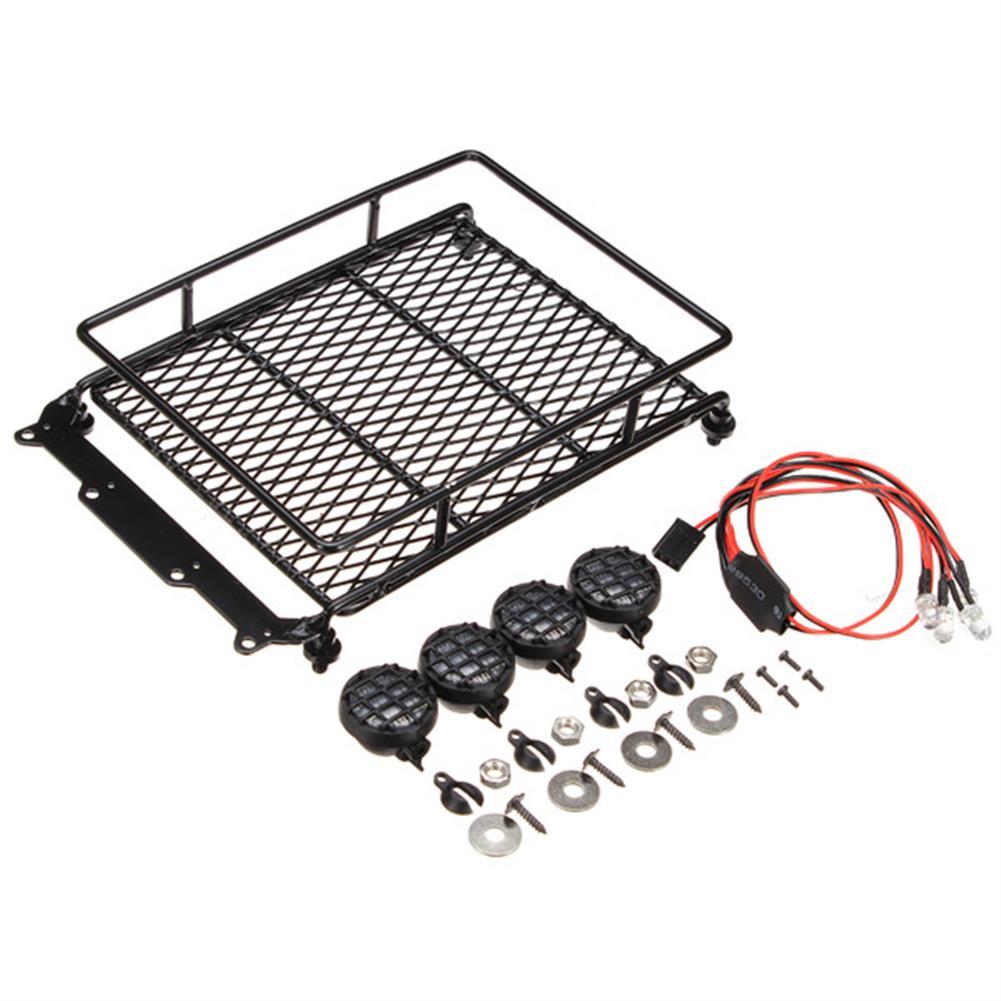 rc-car-parts AUSTAR Metal Car LED Frame AX-513 For RC Car RC1001672