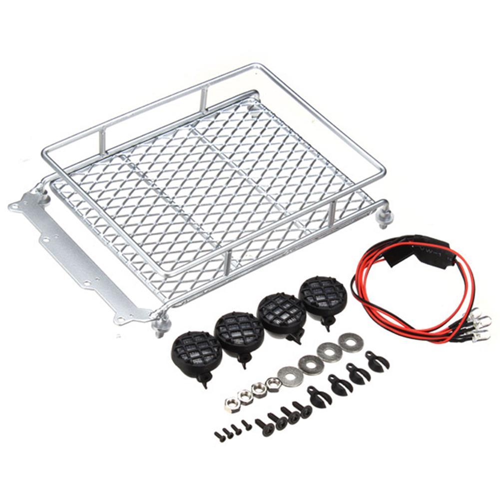 rc-car-parts AUSTAR Metal Car LED Frame AX-513 For RC Car RC1001672 2