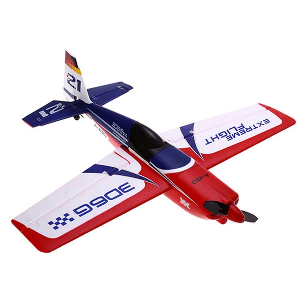 rc-airplanes XK A430 2.4G 5CH 3D6G System Brushless RC Airplane Compatible Futaba RTF RC1038659 1