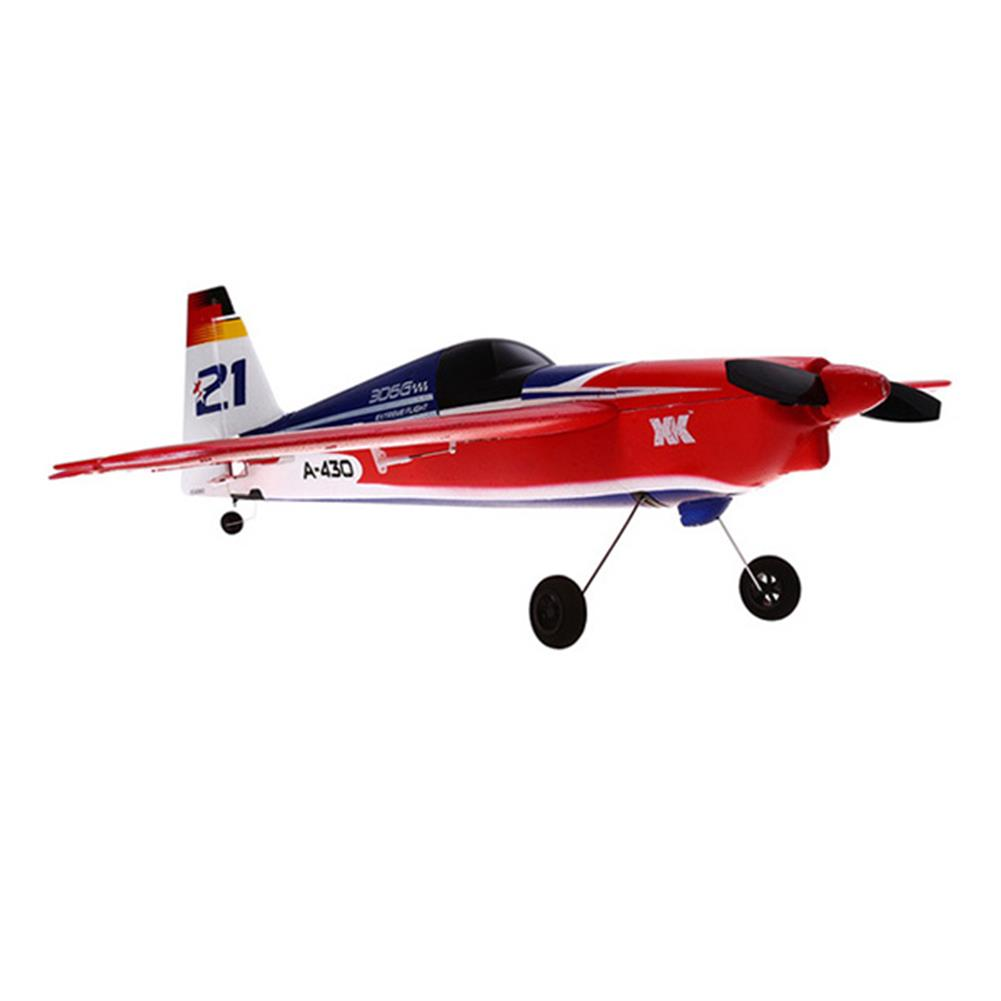 rc-airplanes XK A430 2.4G 5CH 3D6G System Brushless RC Airplane Compatible Futaba RTF RC1038659 2