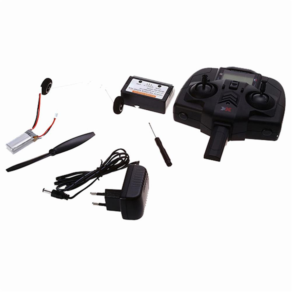 rc-airplanes XK A430 2.4G 5CH 3D6G System Brushless RC Airplane Compatible Futaba RTF RC1038659 5