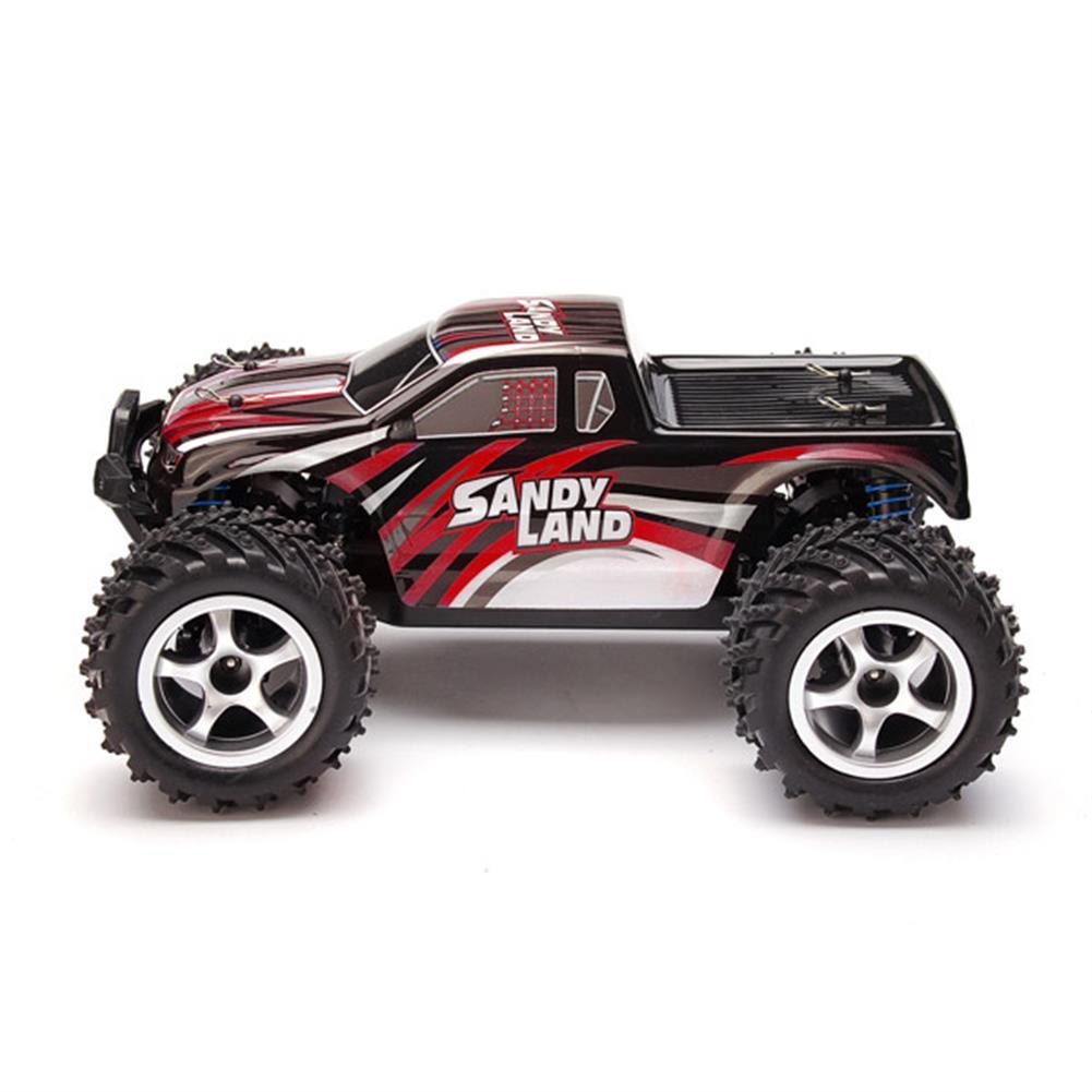 rc-cars PXtoys 1/18 2.4G 4WD Sandy Land Monster Truck HJ209131 RC Car RC1047530 5