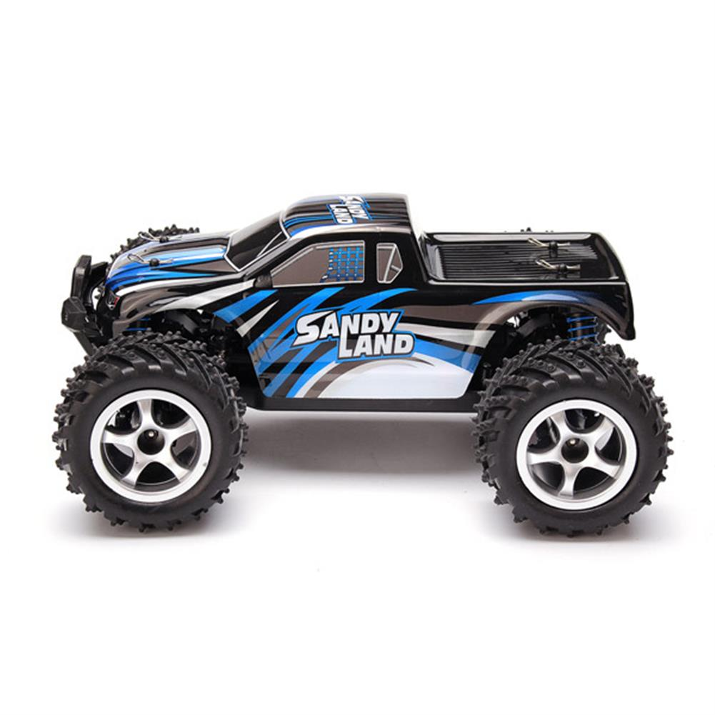 rc-cars PXtoys 1/18 2.4G 4WD Sandy Land Monster Truck HJ209131 RC Car RC1047530 6