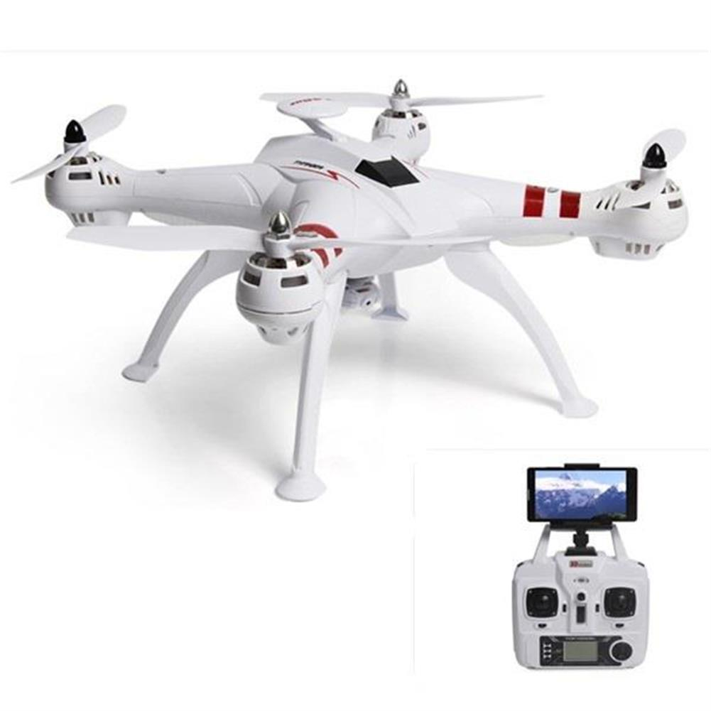 rc-quadcopters BAYANGTOYS X16 Brushless WIFI FPV With 2MP Camera Altitude Hold 2.4G 4CH 6Axis RC Quadcopter RTF RC1051236