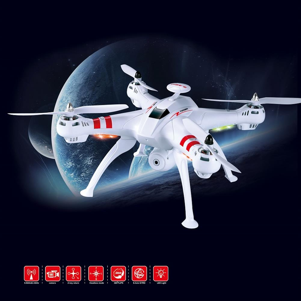 rc-quadcopters BAYANGTOYS X16 Brushless WIFI FPV With 2MP Camera Altitude Hold 2.4G 4CH 6Axis RC Quadcopter RTF RC1051236 2