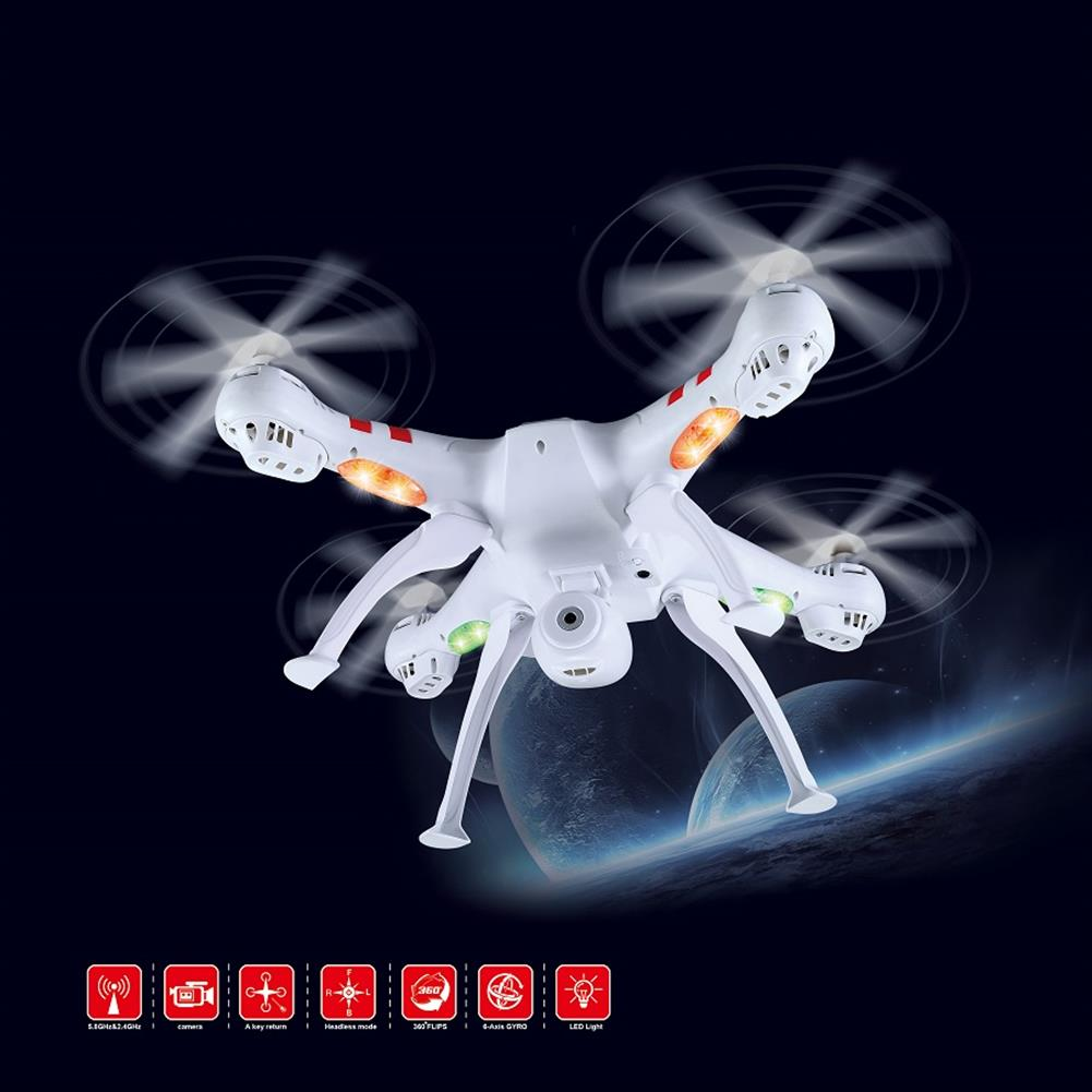 rc-quadcopters BAYANGTOYS X16 Brushless WIFI FPV With 2MP Camera Altitude Hold 2.4G 4CH 6Axis RC Quadcopter RTF RC1051236 3