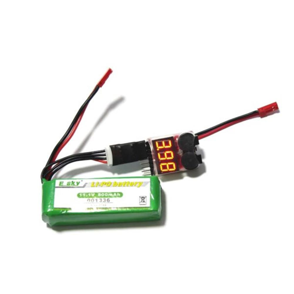 connector-cable-wire 3S 4S 6S Lipo Battery Balance Charging Port to JST Plug Adapter Cable RC1055240 2