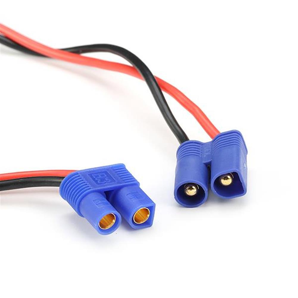 connector-cable-wire High Current LiPo Battery Switch With Optional T Plug/XT60/EC3 Plug RC1056050 6