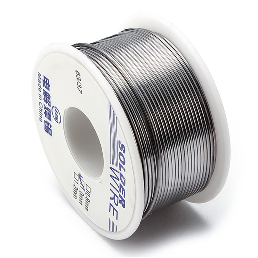 tools-bags-storage 100g 63/37 0.6/0.8/1.0/1.2/1.8mm Tin Lead Soldering Wire Reel Solder Rosin Core RC1058480