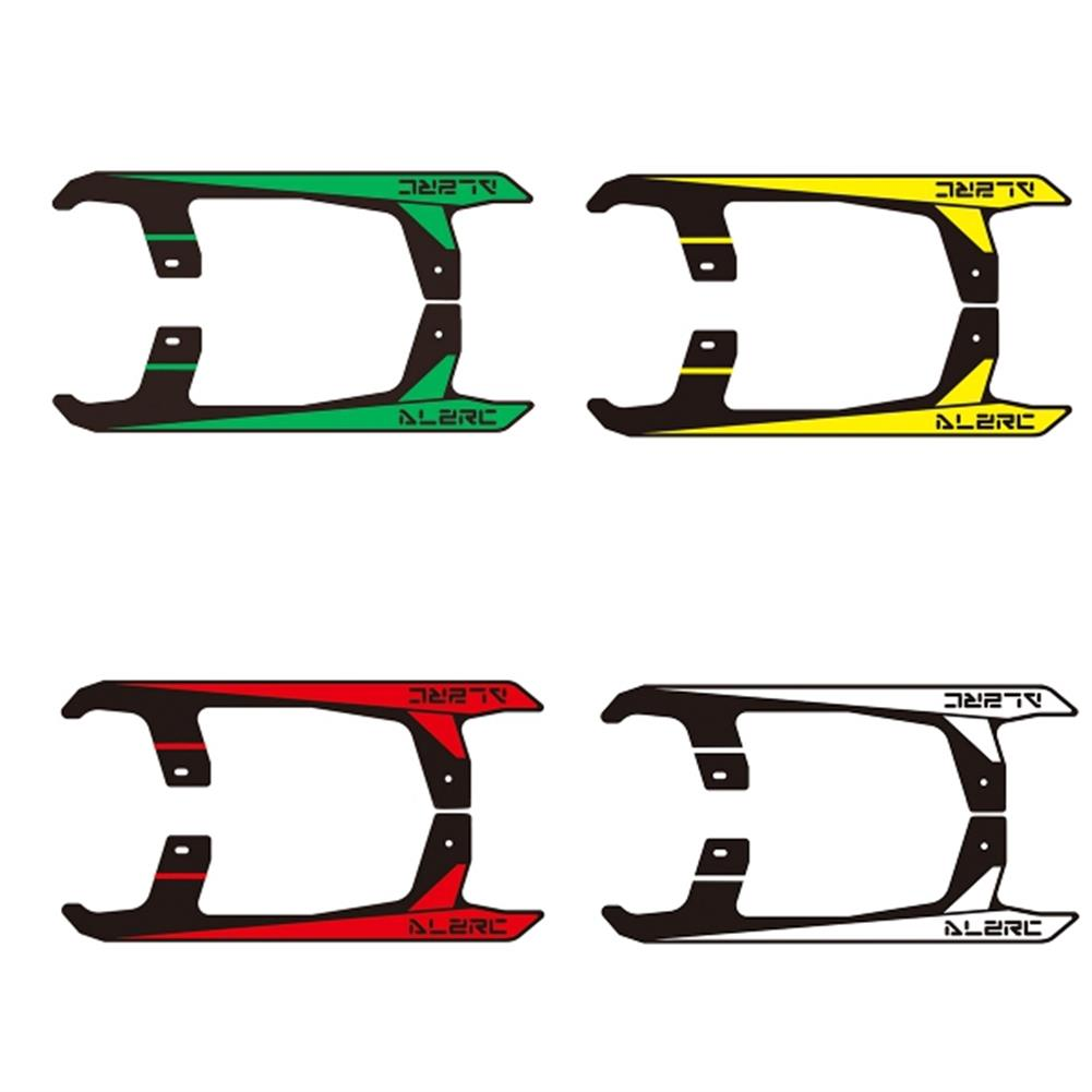 rc-helicopter-parts ALZRC Devil 380 FAST RC Helicopter Parts Carbon Landing Skid Sticker RC1060125