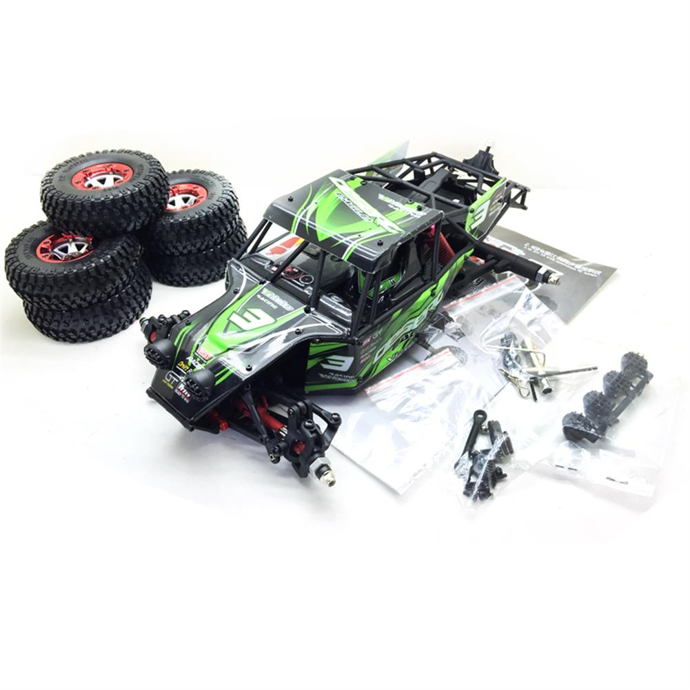 rc-cars Feiyue FY-03 Eagle RC Car Kit For DIY Upgrade Without Electronic Parts RC1063211