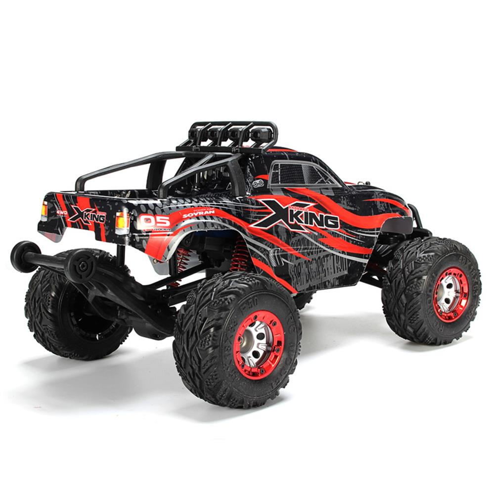 rc-cars Feiyue FY05 XKing 1/12 2.4G 4WD High Speed Desert Truggy RC Car RC1066558 4