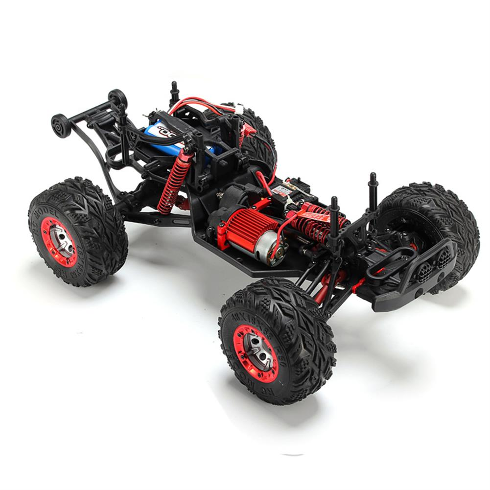 rc-cars Feiyue FY05 XKing 1/12 2.4G 4WD High Speed Desert Truggy RC Car RC1066558 5