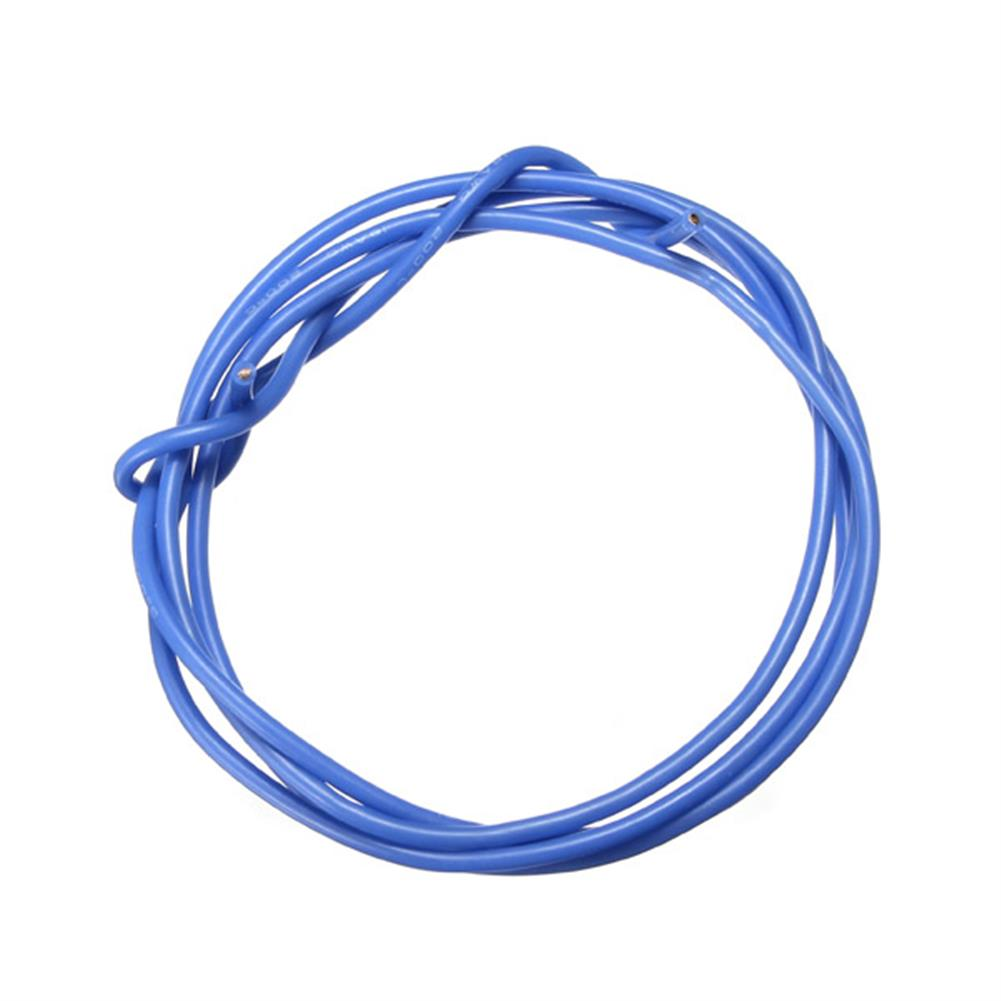 connector-cable-wire Blue 1M 8/10/12/14/16/18/20/22/24/26 AWG Silicone Wire SR Wire RC1069996 1