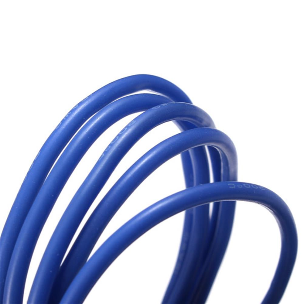 connector-cable-wire Blue 1M 8/10/12/14/16/18/20/22/24/26 AWG Silicone Wire SR Wire RC1069996 3