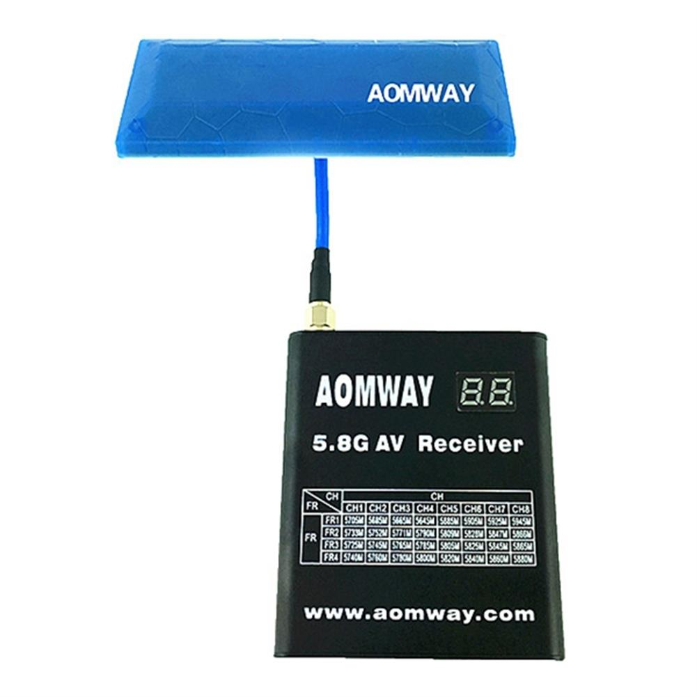 fpv-accessories Aomway 5.8G 13dbi Diamond Directional Antenna SMA RP-SMA For Receiver RC Drone RC1075413 1
