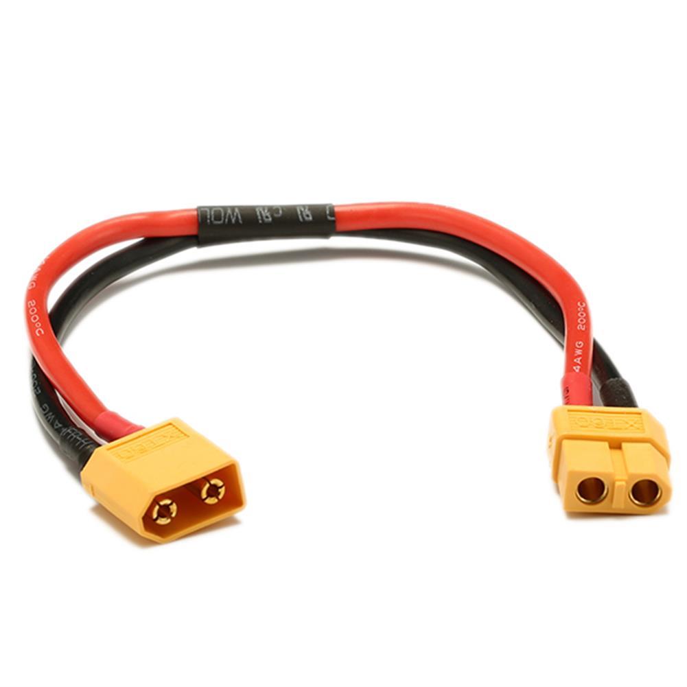 connector-cable-wire 20cm 30cm Battery ESC XT60 Plug Extension Wire Cable Male Female RC1075916 3