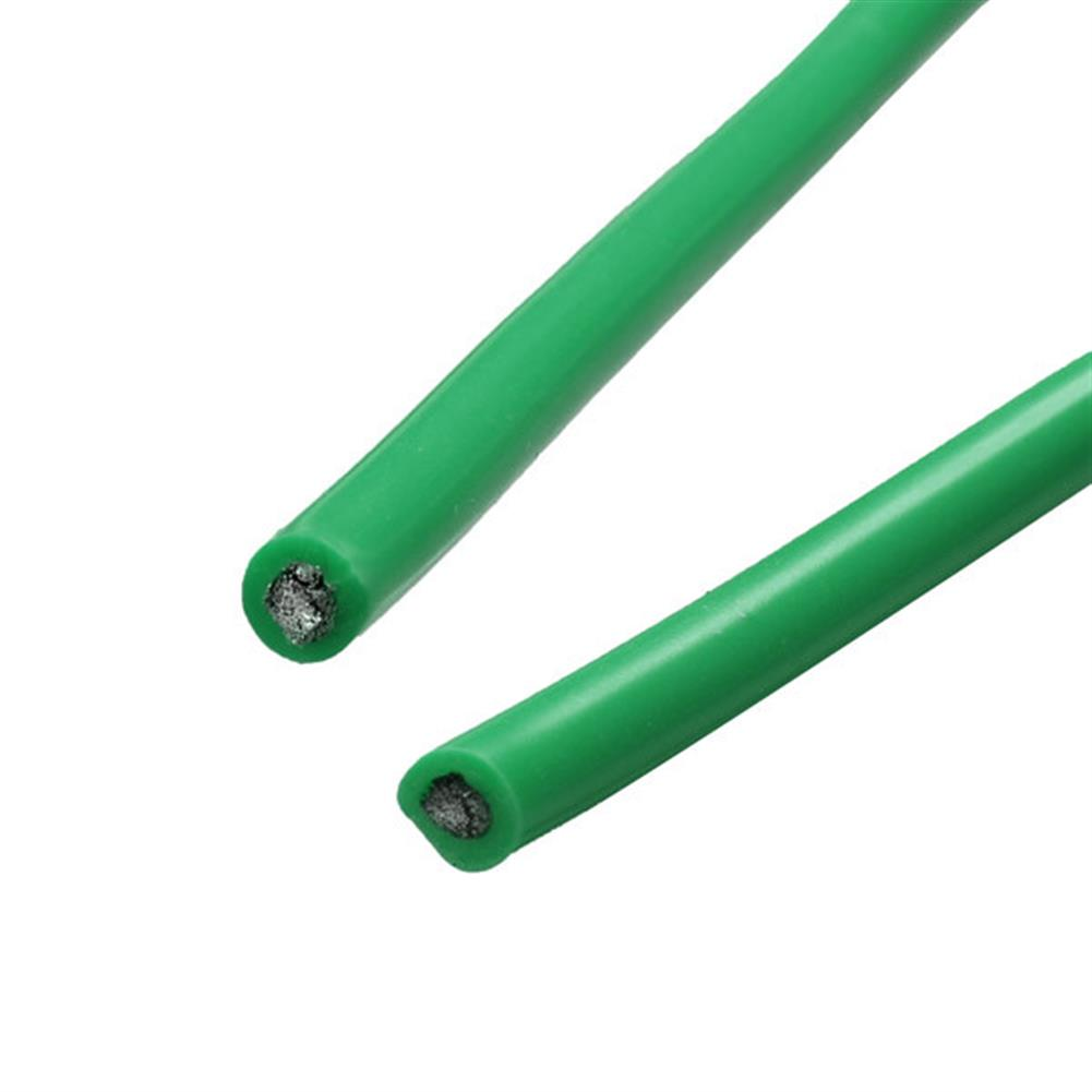 connector-cable-wire Green 2M 8/10/12/14/16/18/20/22/24/26 AWG Silicone Wire SR Wire RC1080328 3