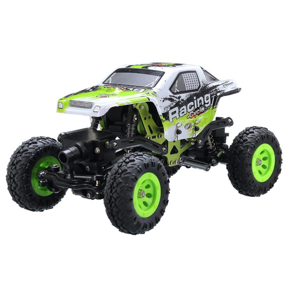 rc-cars WLtoys 24438 1/24 2.4G 4WD Rock Crawler RC Car RC1083552