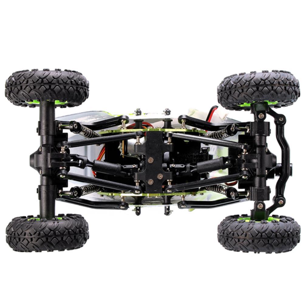 rc-cars WLtoys 24438 1/24 2.4G 4WD Rock Crawler RC Car RC1083552 4