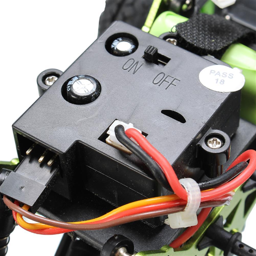 rc-cars WLtoys 24438 1/24 2.4G 4WD Rock Crawler RC Car RC1083552 5
