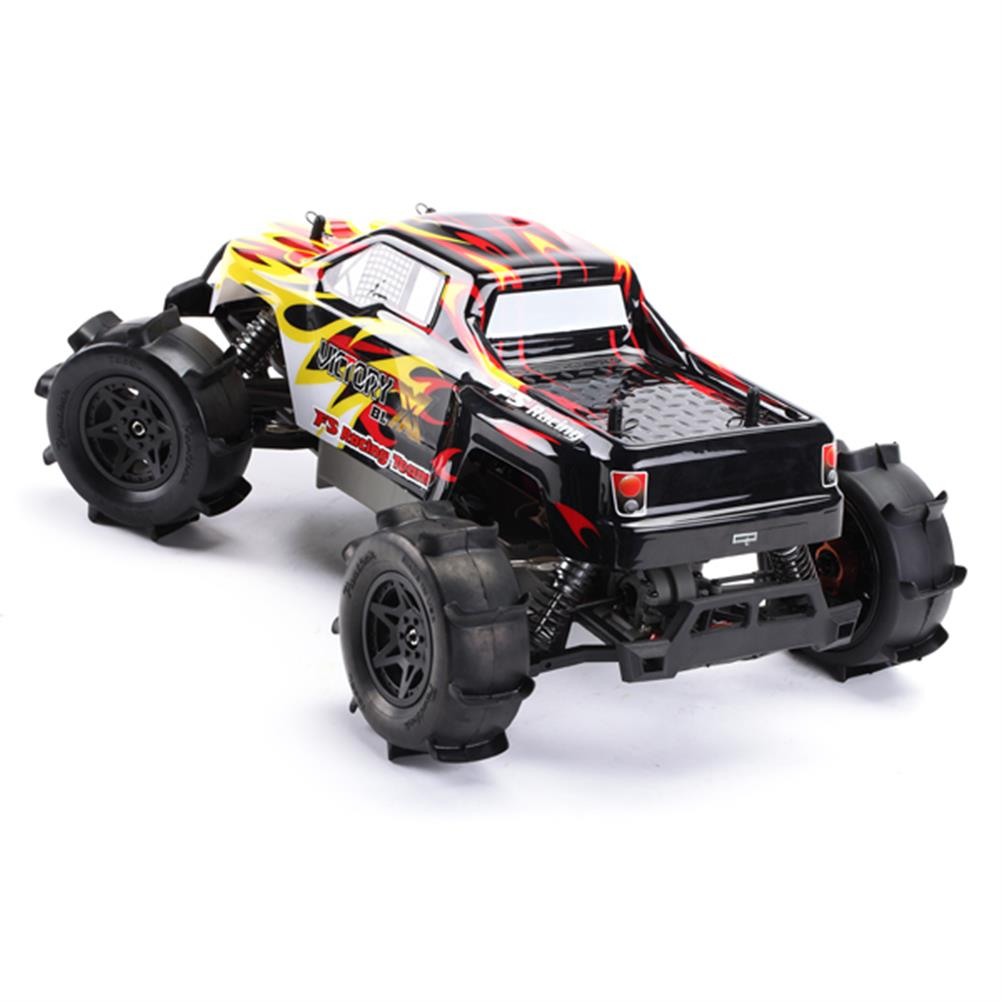 rc-cars FS Racing FS-53692 1:10 2.4G 4WD Brushless Water Monster Truck RC1085877 2