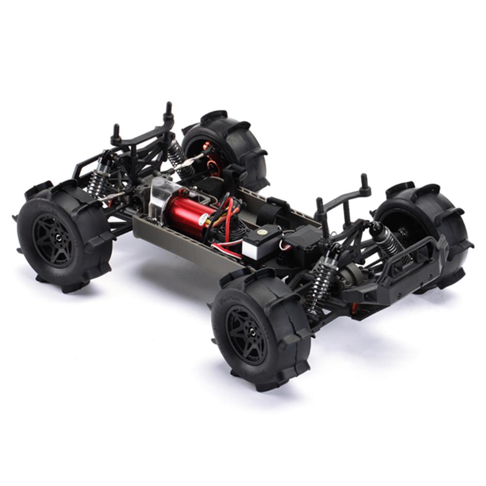 rc-cars FS Racing FS-53692 1:10 2.4G 4WD Brushless Water Monster Truck RC1085877 3