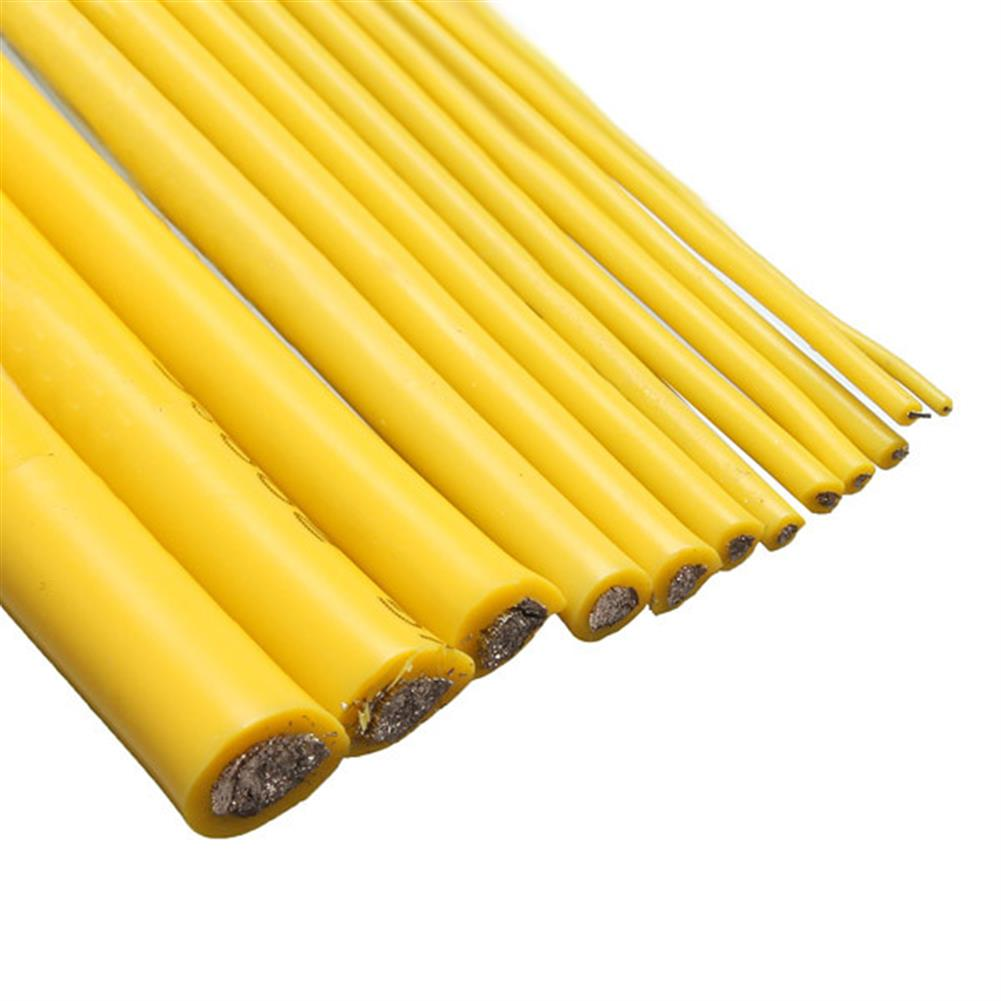 connector-cable-wire Yellow 3 M 8/10/12/14/16/18/20/22/24/26 AWG Silicone Wire SR Wire RC1087223