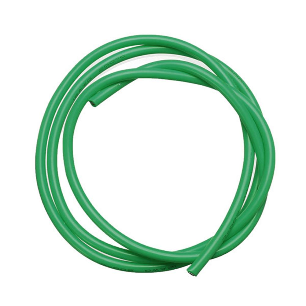connector-cable-wire Green 3 M 8/10/12/14/16/18/20/22/24/26 AWG Silicone Wire SR Wire RC1087224 2