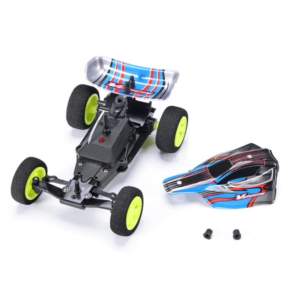 rc-cars Banggood 1/32 2.4G Racing Multilayer in Parallel Operate USB Charging Edition Formula RC Car RC1089389 3