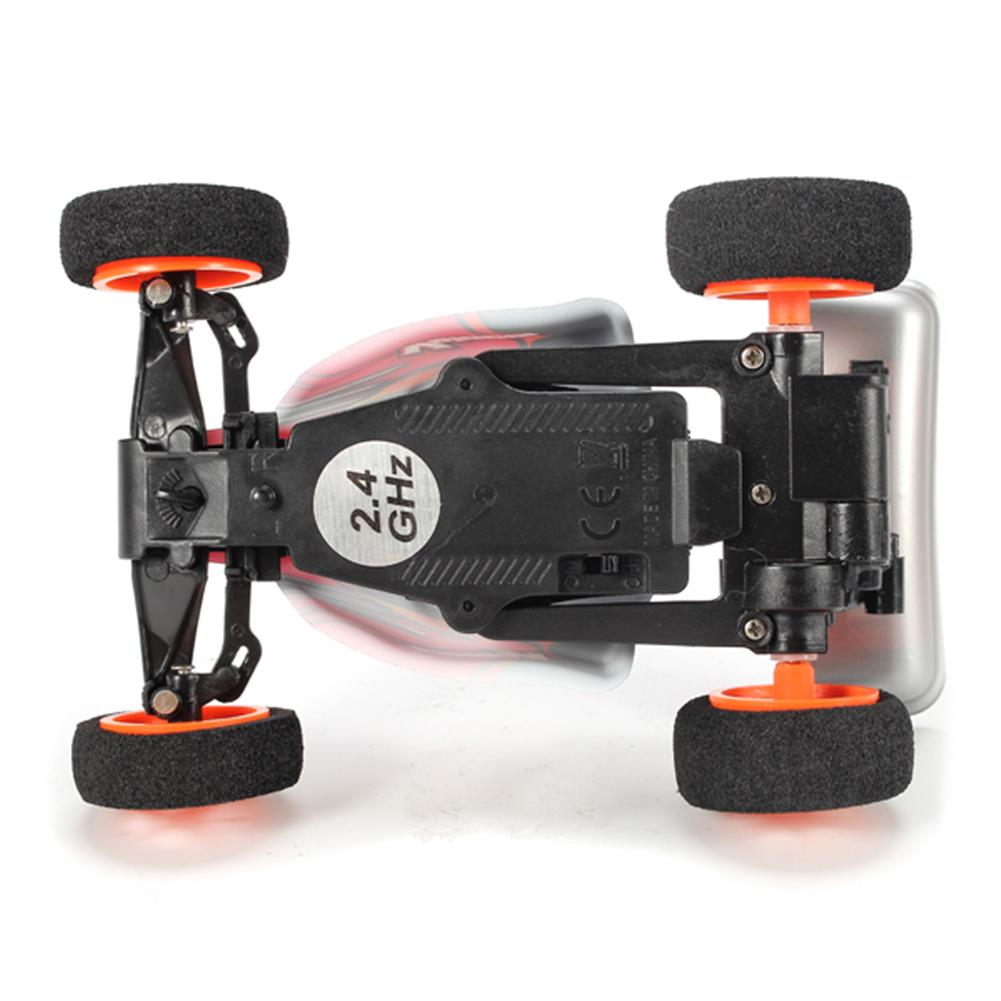 rc-cars Banggood 1/32 2.4G Racing Multilayer in Parallel Operate USB Charging Edition Formula RC Car RC1089389 4