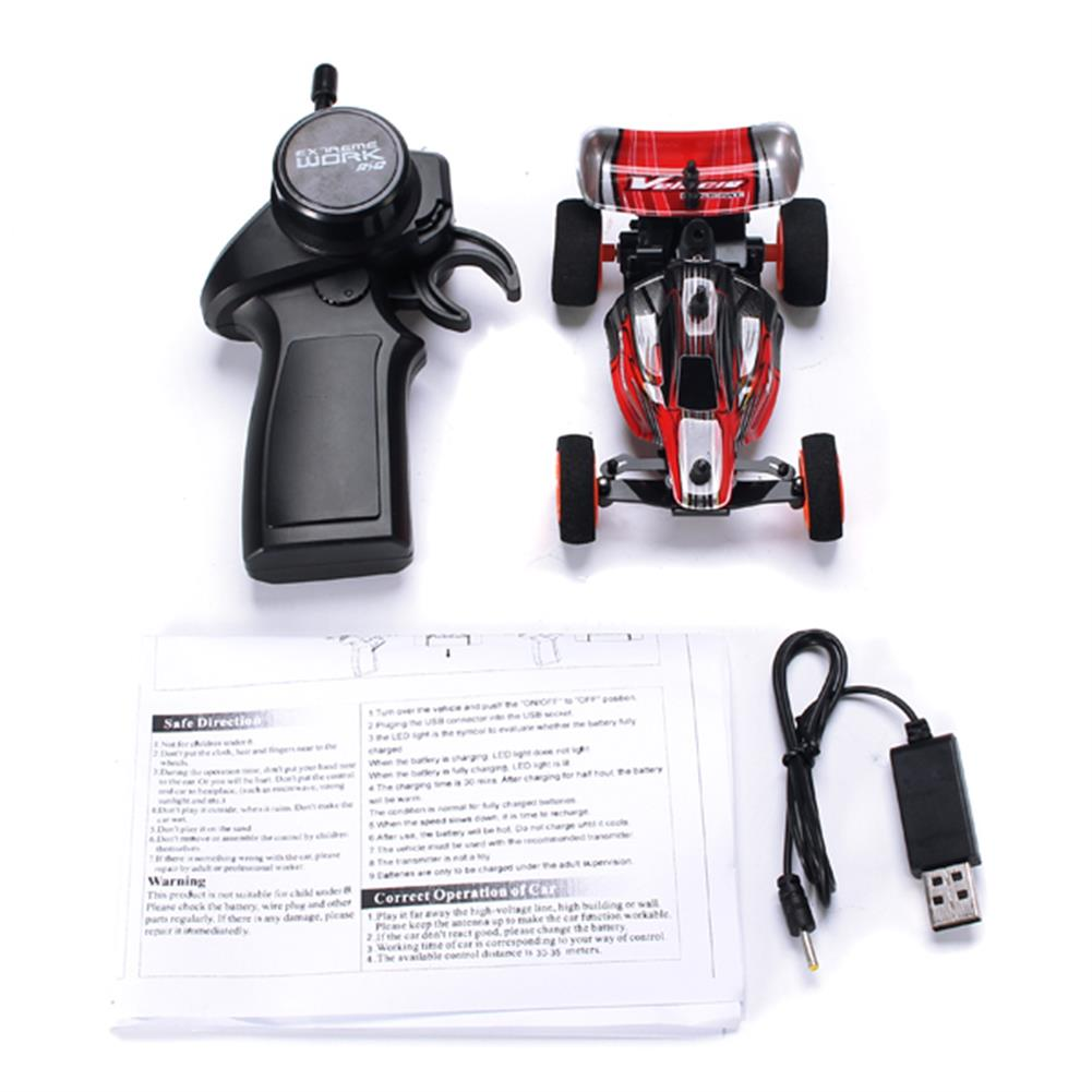 rc-cars Banggood 1/32 2.4G Racing Multilayer in Parallel Operate USB Charging Edition Formula RC Car RC1089389 5