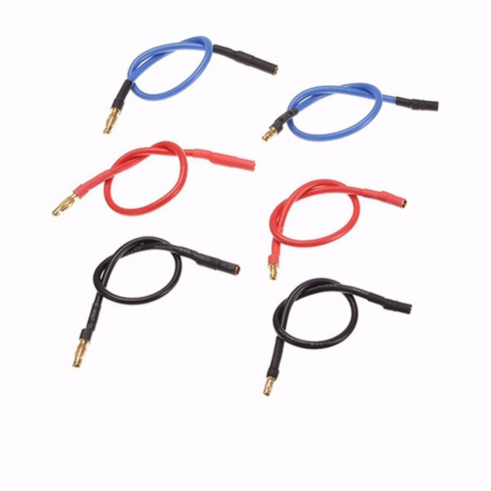 connector-cable-wire 4.0 3.5mm Connetor 200mm Wires Motor ESC Extend Wire RC Car Boat Part RC1105922