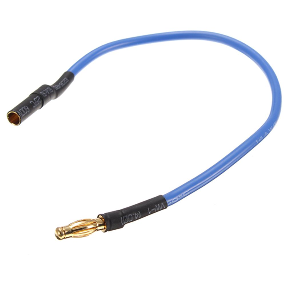 connector-cable-wire 4.0 3.5mm Connetor 200mm Wires Motor ESC Extend Wire RC Car Boat Part RC1105922 1