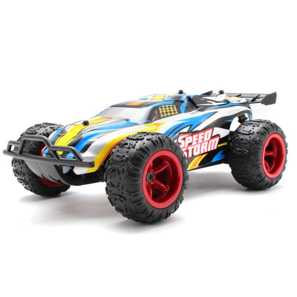 rc-cars PXtoys 9601 2.4G 1/22 RC Buggy Speed Storm Blue Red Remote Control Car RC1108039 2