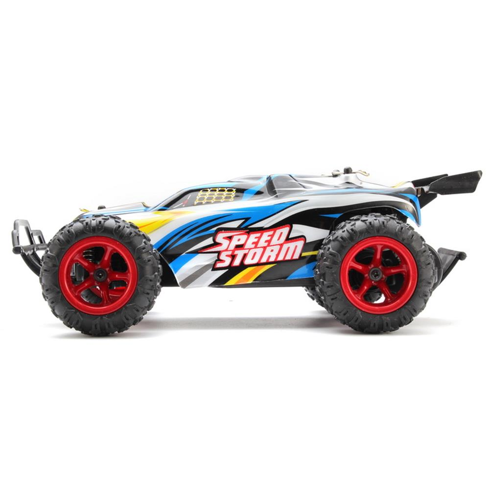 rc-cars PXtoys 9601 2.4G 1/22 RC Buggy Speed Storm Blue Red Remote Control Car RC1108039 5