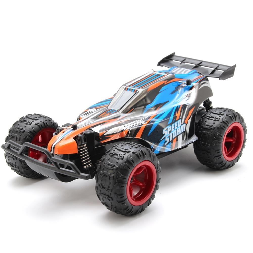 rc-cars PXtoys 9600 2.4G 1/22 RC Buggy Speed Storm Red Blue Remote Control Car RC1108040