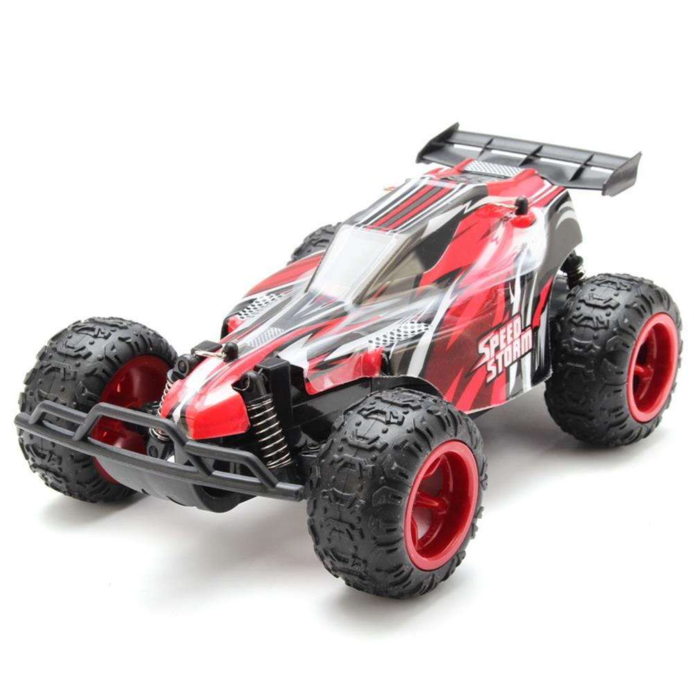 rc-cars PXtoys 9600 2.4G 1/22 RC Buggy Speed Storm Red Blue Remote Control Car RC1108040 1