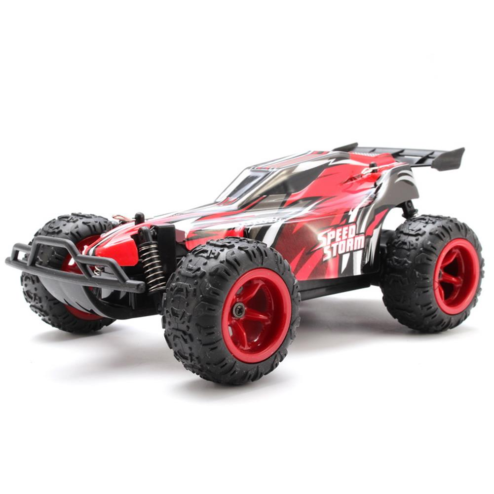 rc-cars PXtoys 9600 2.4G 1/22 RC Buggy Speed Storm Red Blue Remote Control Car RC1108040 2