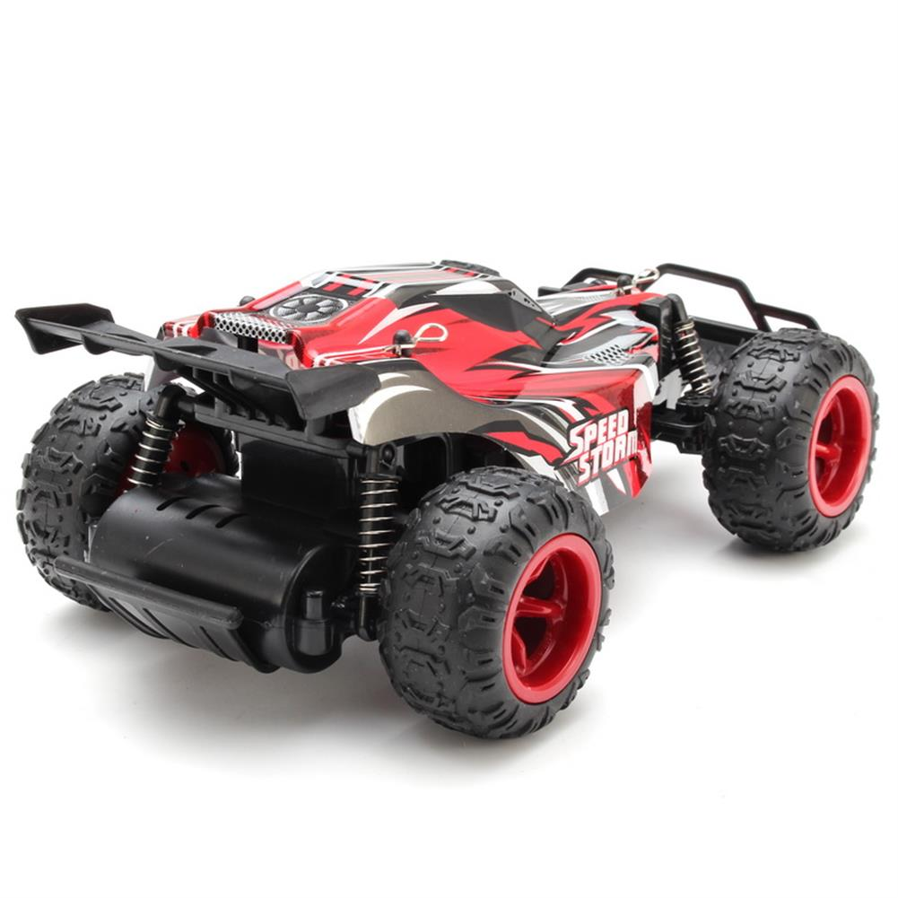 rc-cars PXtoys 9600 2.4G 1/22 RC Buggy Speed Storm Red Blue Remote Control Car RC1108040 4