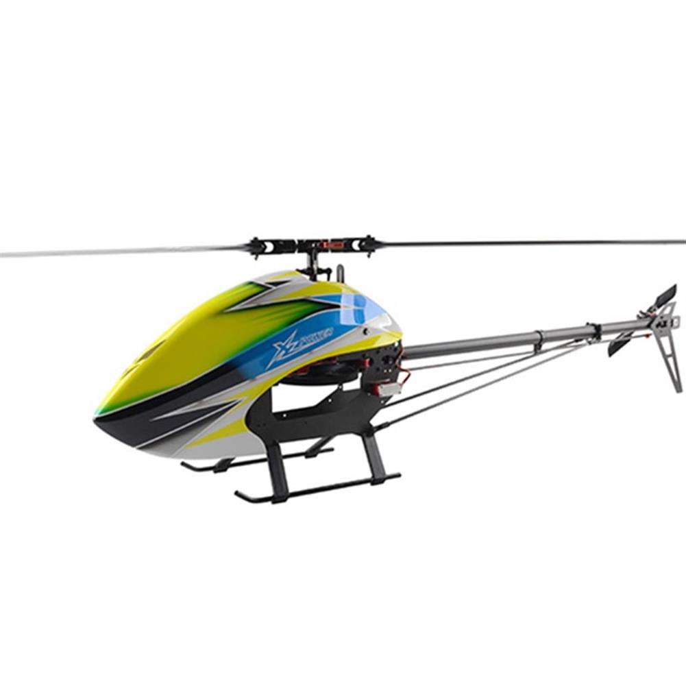 rc-helicopter XLPower 520 XL520 6CH FBL RC Helicopter Kit with 1100KV 4020 Motor RC1115776