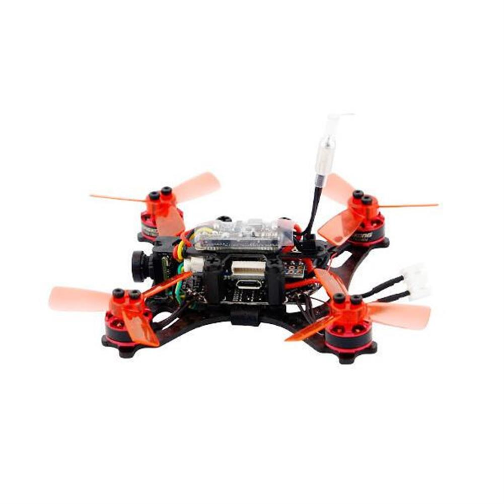 fpv-racing-drones Kingkong / LDARC 90GT 90mm Brushless Mini RC FPV Racing Drone with Micro F3 Flight Controll 16CH 800TVL VTX RC1118870 3
