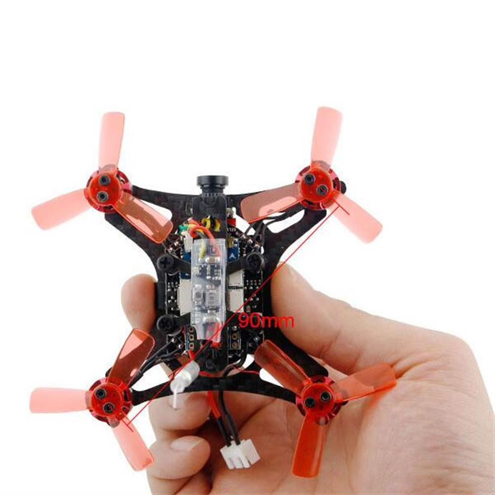 fpv-racing-drones Kingkong / LDARC 90GT 90mm Brushless Mini RC FPV Racing Drone with Micro F3 Flight Controll 16CH 800TVL VTX RC1118870 4