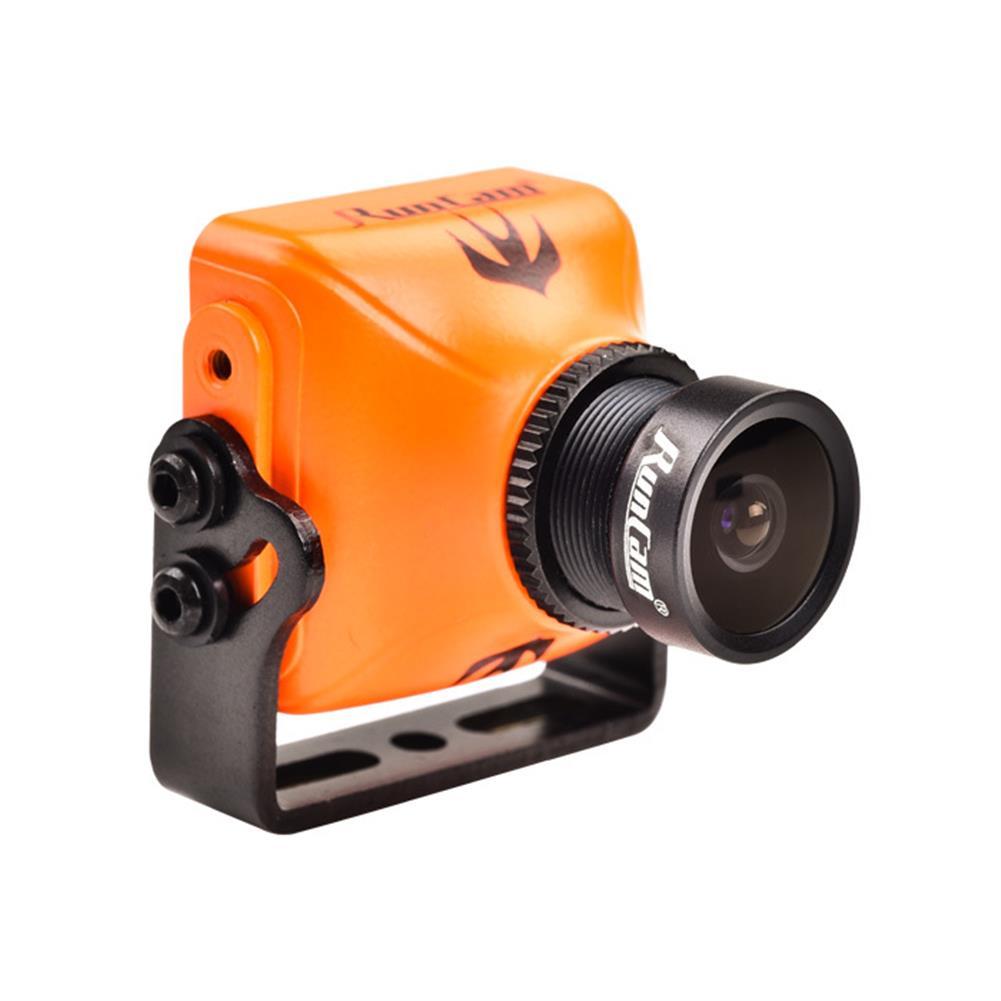 fpv-system RunCam Swift 2 1/3 CCD 600TVL PAL FOV 130/150/165 Degree 2.5mm/2.3mm/2.1mm Micro FPV Camera OSD MIC RC1118948