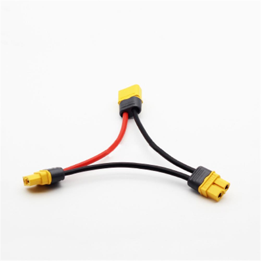 connector-cable-wire Amass XT60 XT90 14AWG 12AWG Adapter Cable for 2-6S Lipo Battery RC1127867 1