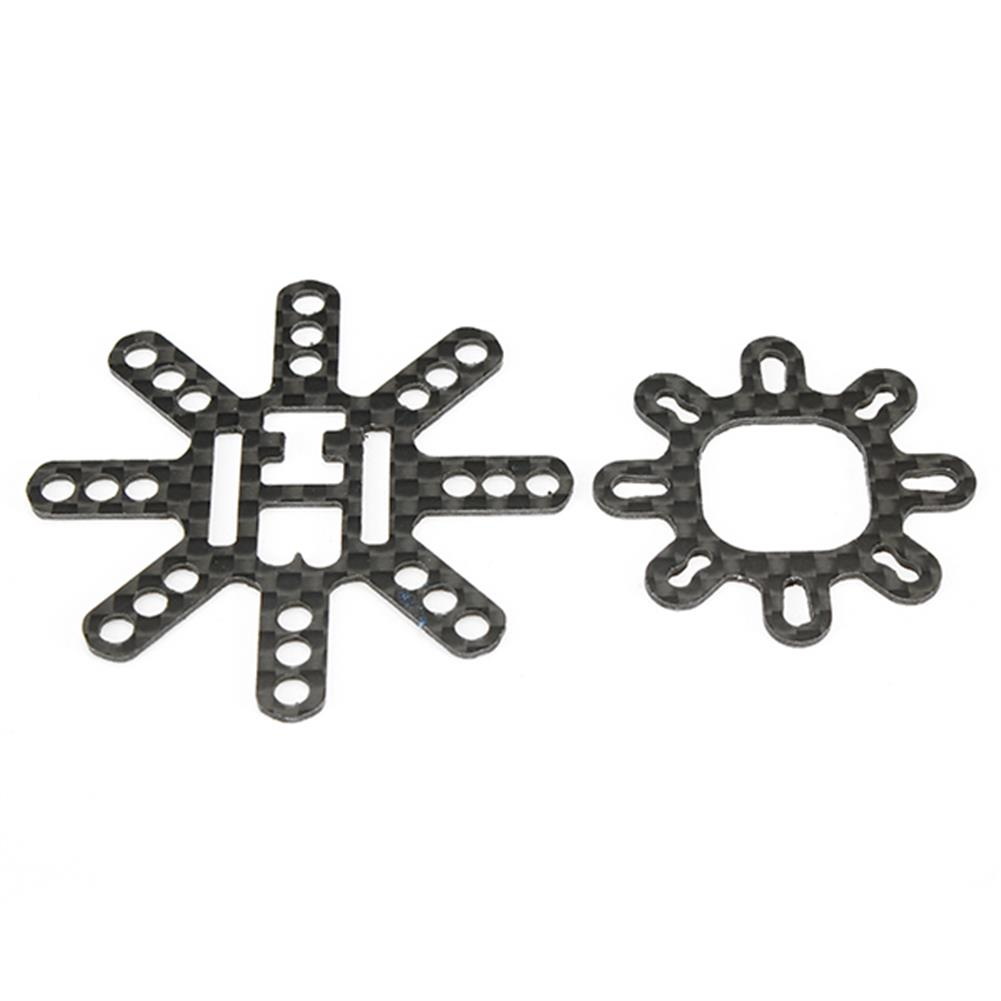 multi-rotor-parts 0.9g M3 Carbon Fiber Universal Connector for 20x20mm 30.5x30.5mm Flight Control Motor RC Drone RC1151484