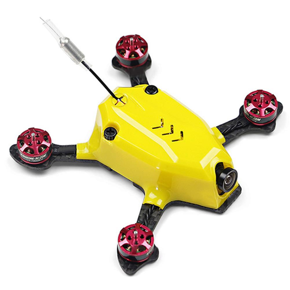 fpv-racing-drones KINGKONG/LDARC 95GT 95mm RC FPV Racing Drone with F3 4in1 10A Blheli_S 25mW 16CH 800TVL BNF RC1151825 3